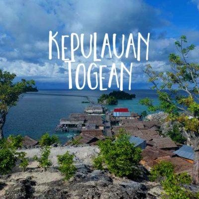 Open trip kepulauan togean 2017