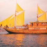 phinisi kapal komodo murah