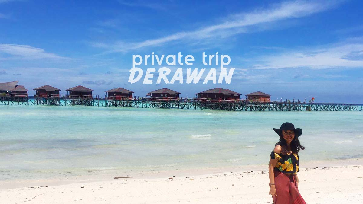 Private trip derawan murah