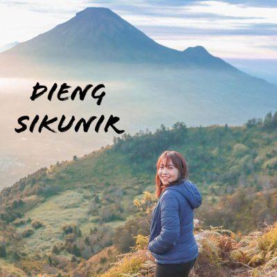OPEN TRIP DIENG SIKUNIR