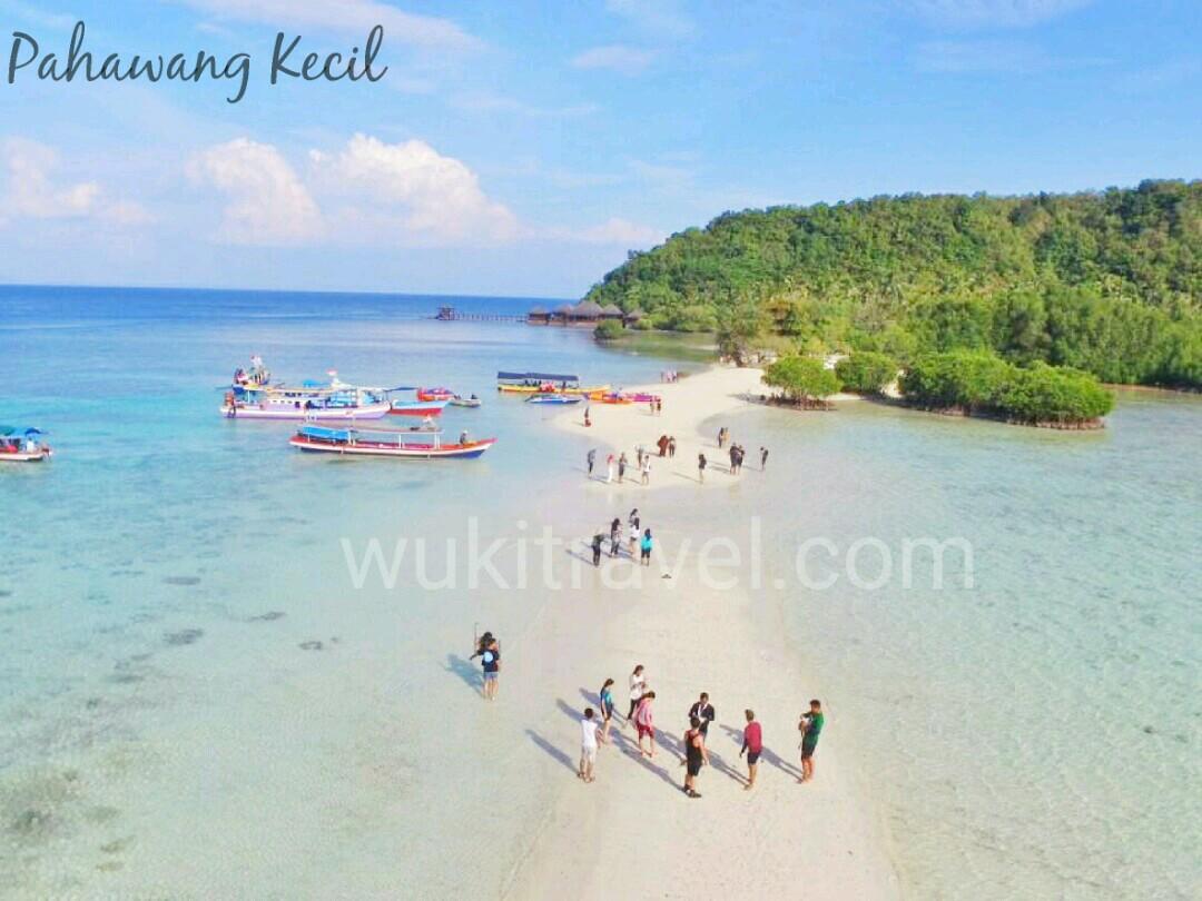 Open Trip Pahawang Murah One Day Tour 2020 Wuki Travel