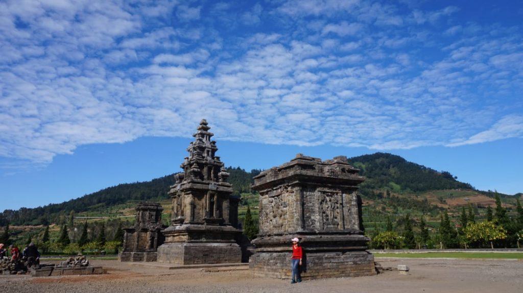 wisata candi arjuna