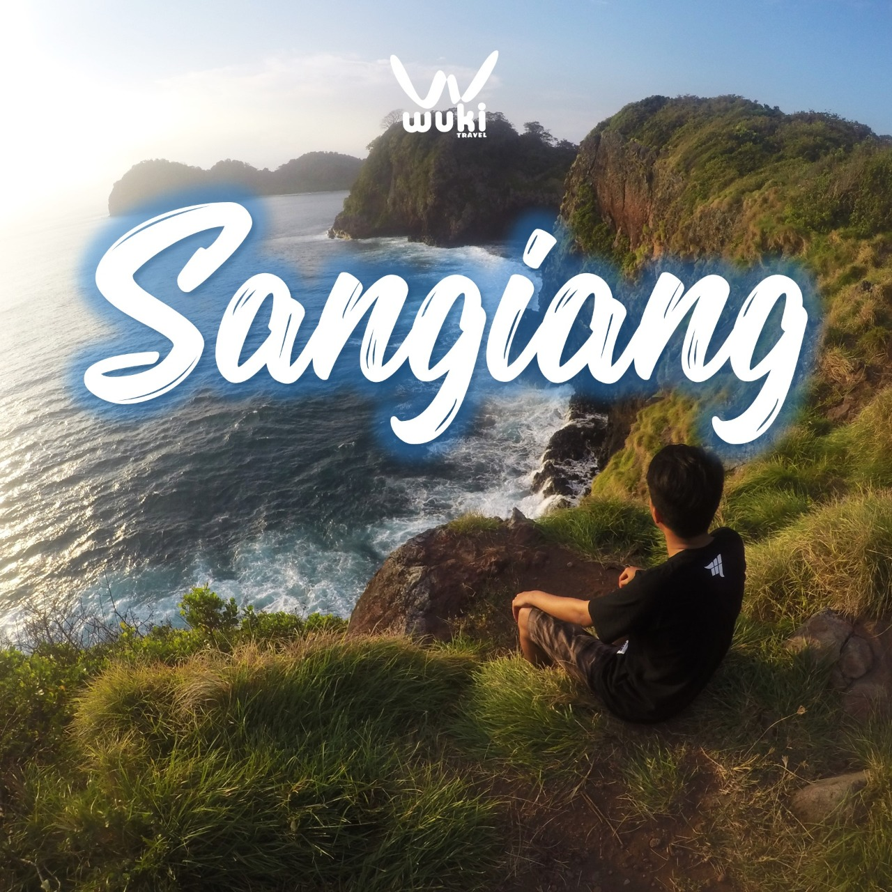open trip sangiang