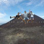 open trip krakatau