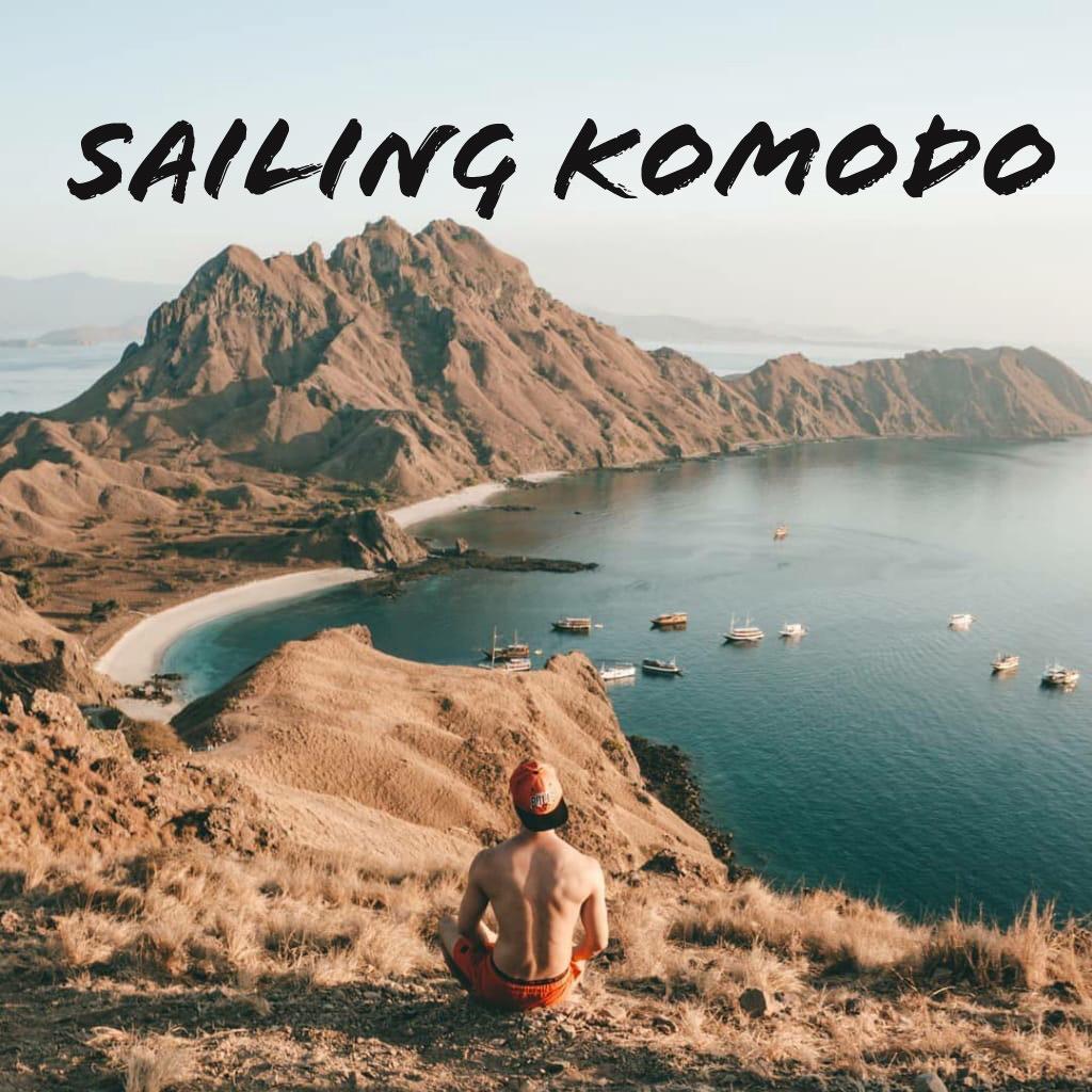 open trip komodo