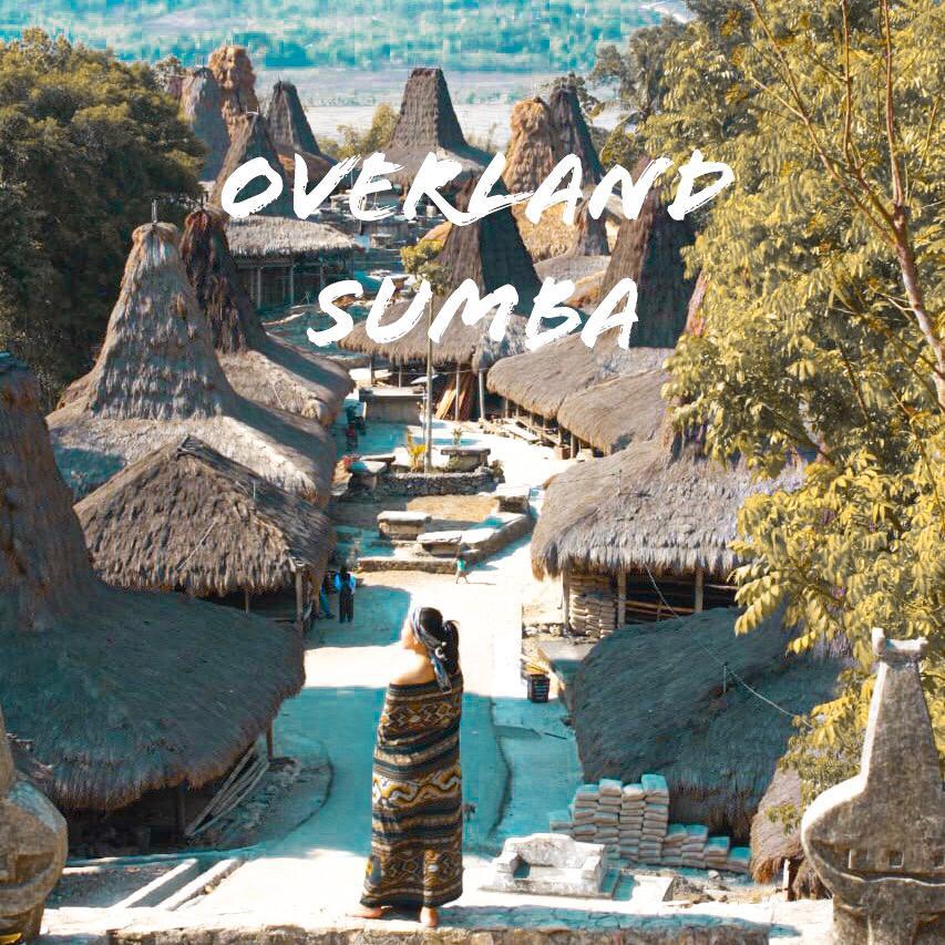 open trip sumba