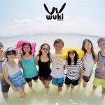 pahawang open trip wuki travel