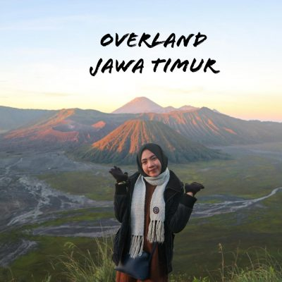 OPEN TRIP OVERLAND JAWA TIMUR