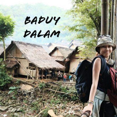 OPEN TRIP BADUY DALAM