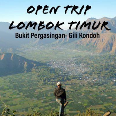 open trip lombok